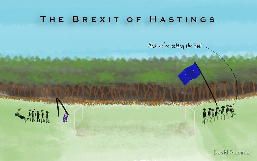 The Brexit of Hastings by David Plummer