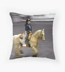 Rodeo Royalty Throw Pillow