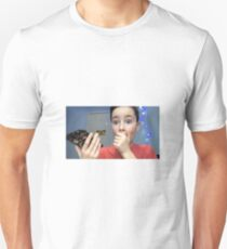Durv OMG HE ACTUALLY ANSWERED t-shirt Unisex T-Shirt
