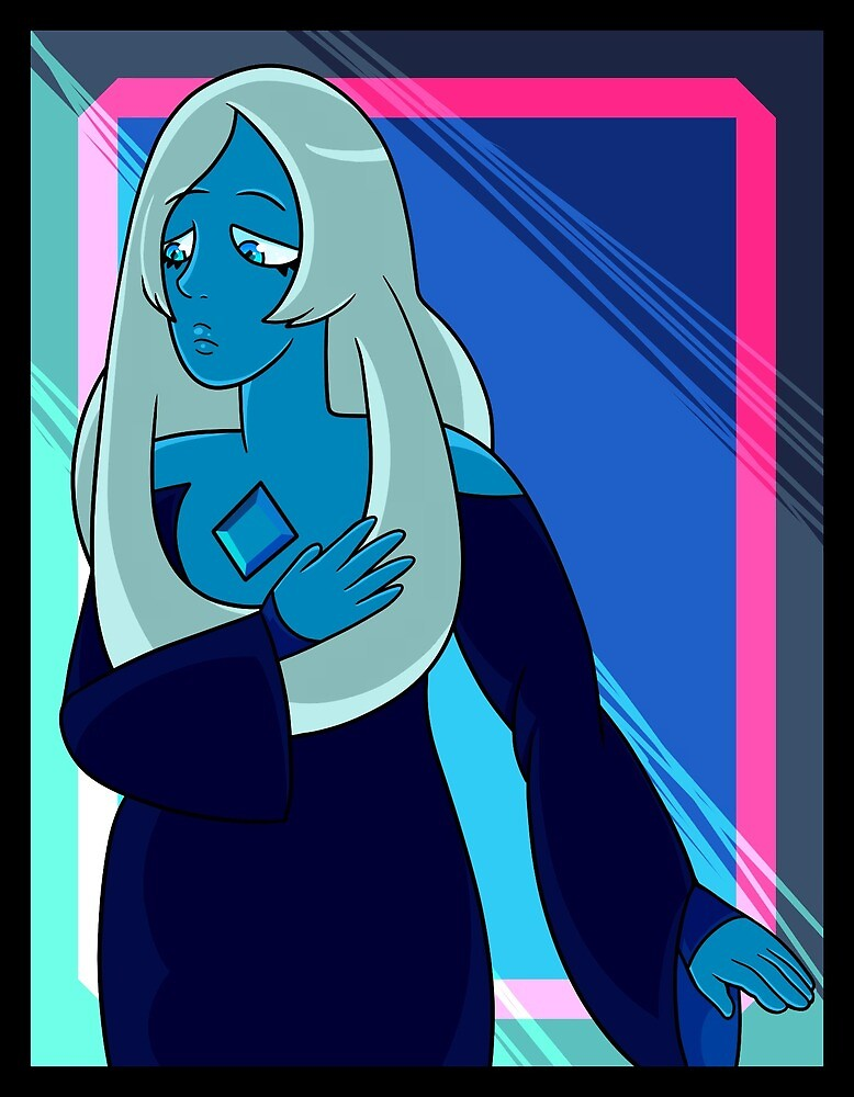 Blue Diamond by AgentKulu