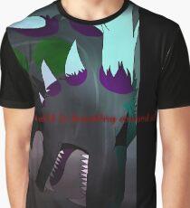 The World is Breaking Around Us Graphic T-Shirt