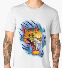 Sabre-Tooth Cat Men's Premium T-Shirt