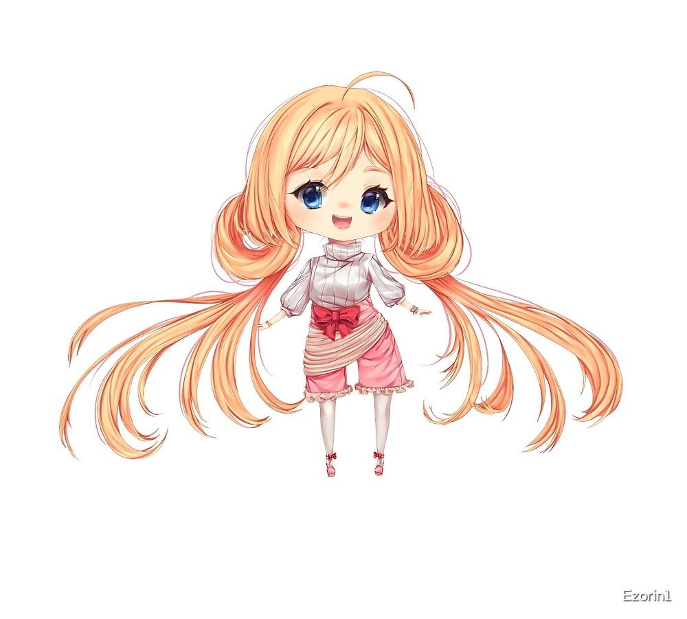 cute aqua by Ezorin1