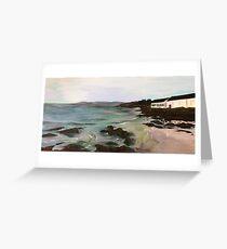 Port Ellen - Isle of Islay Greeting Card