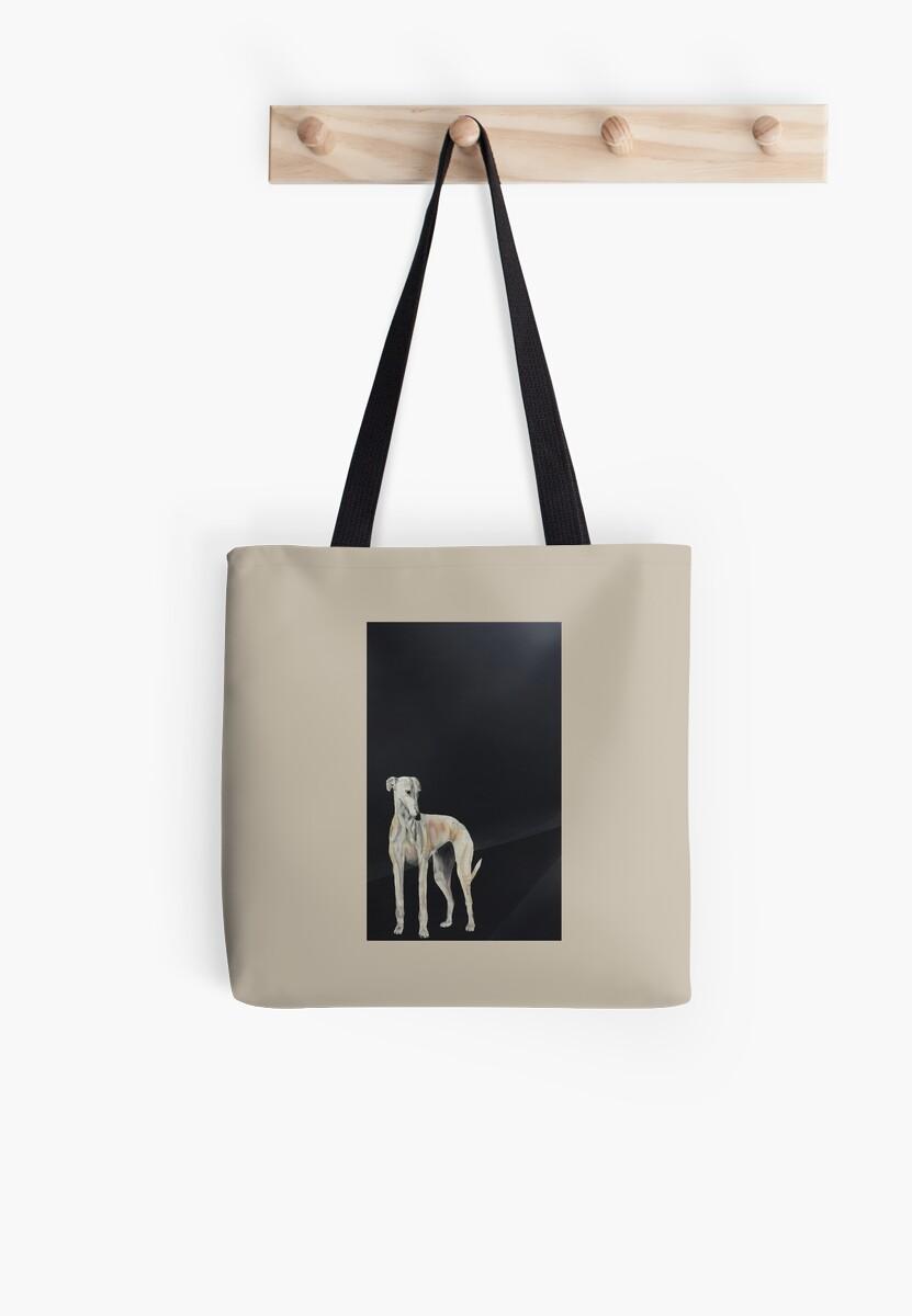 Large Greyhound by Meg909