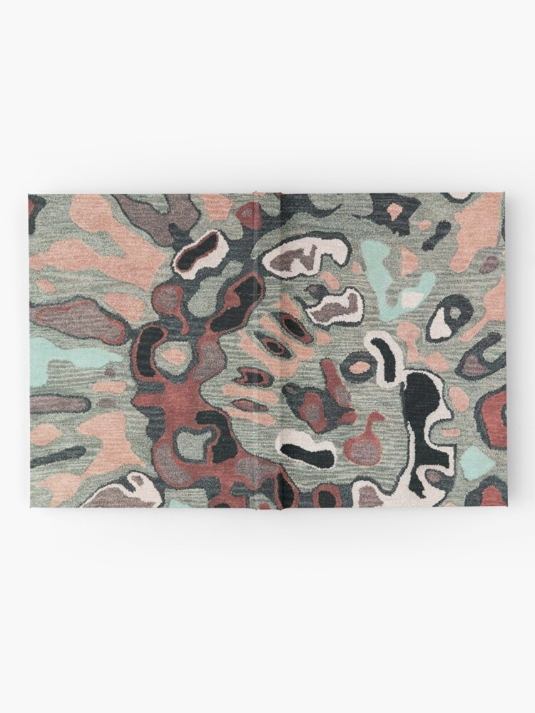 Alternate view of Art, Illustration, Modern, Contemporary, Psychedelic  Hardcover Journal