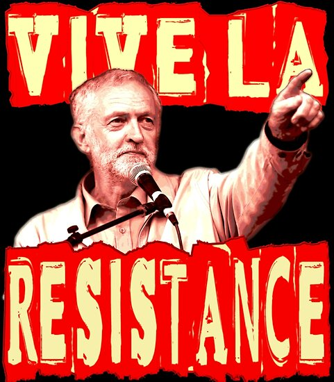 VIVE LA RESISTANCE by Paparaw