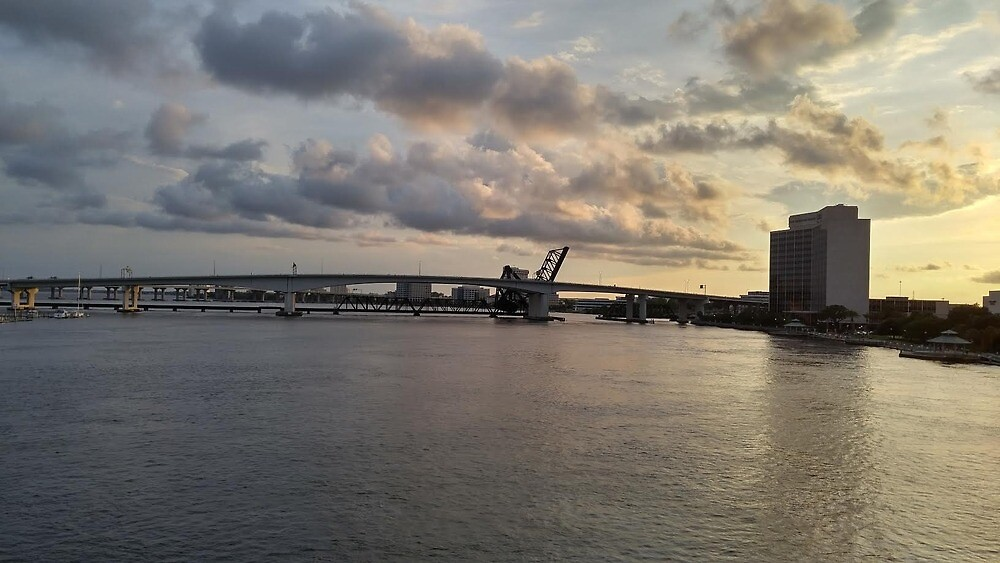 St. Johns River by daryaphilips