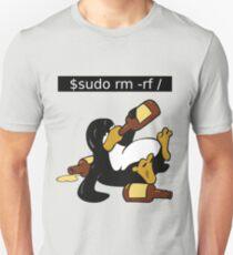 Funny Linux Command - Funny Linux shirts Linux Tux t-shirt  T-Shirt