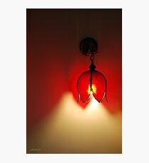 Lava Lamp Photographic Print