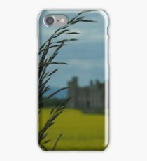 Red Castle iPhone Case/Skin