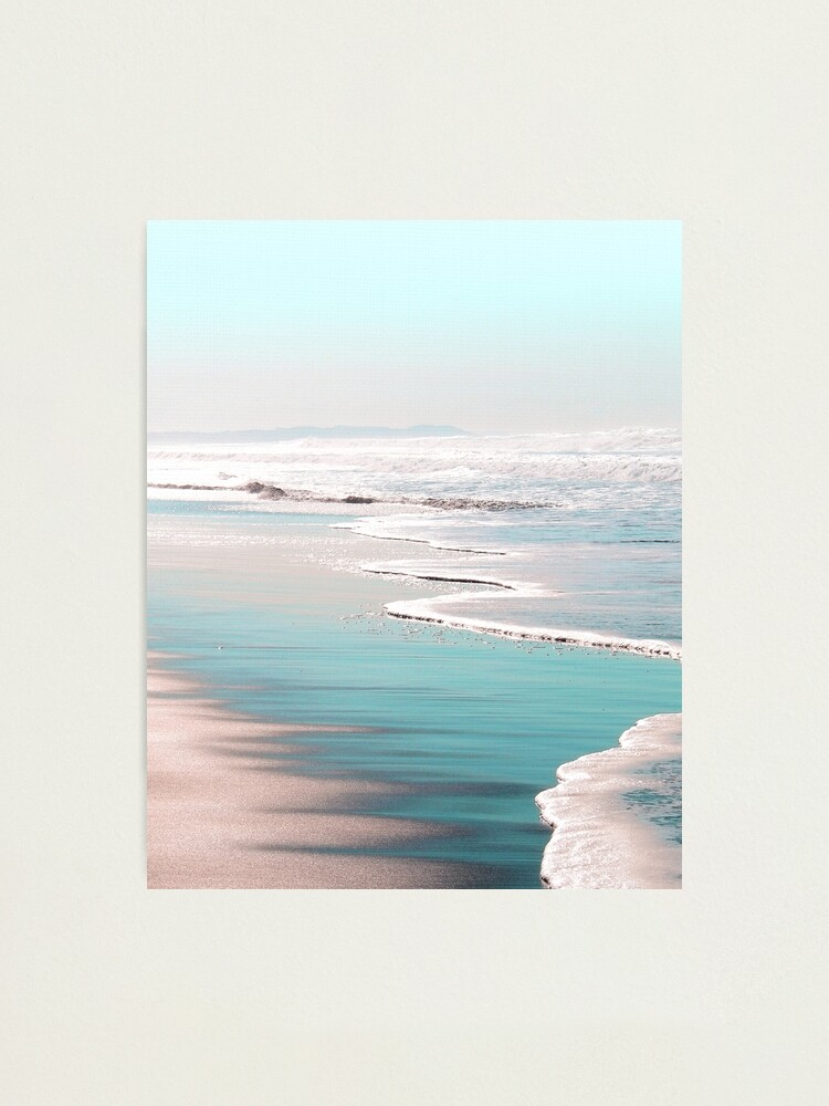 Alternate view of THE BEACH Photographic Print