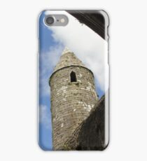 Monk Tower iPhone Case/Skin