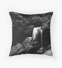 Grotto Falls Throw Pillow
