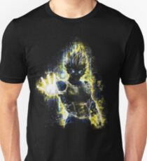 Anime Dragonball Z Super Saiyan Vegeta T-Shirt
