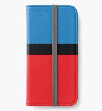 Colorful Golden Ratio  iPhone Wallet/Case/Skin