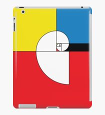 Colorful Golden Ratio  iPad Case/Skin