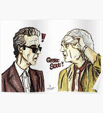 The Doctors meet Poster