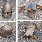 Danish Helmet circ 9th/10th c by Radwulf