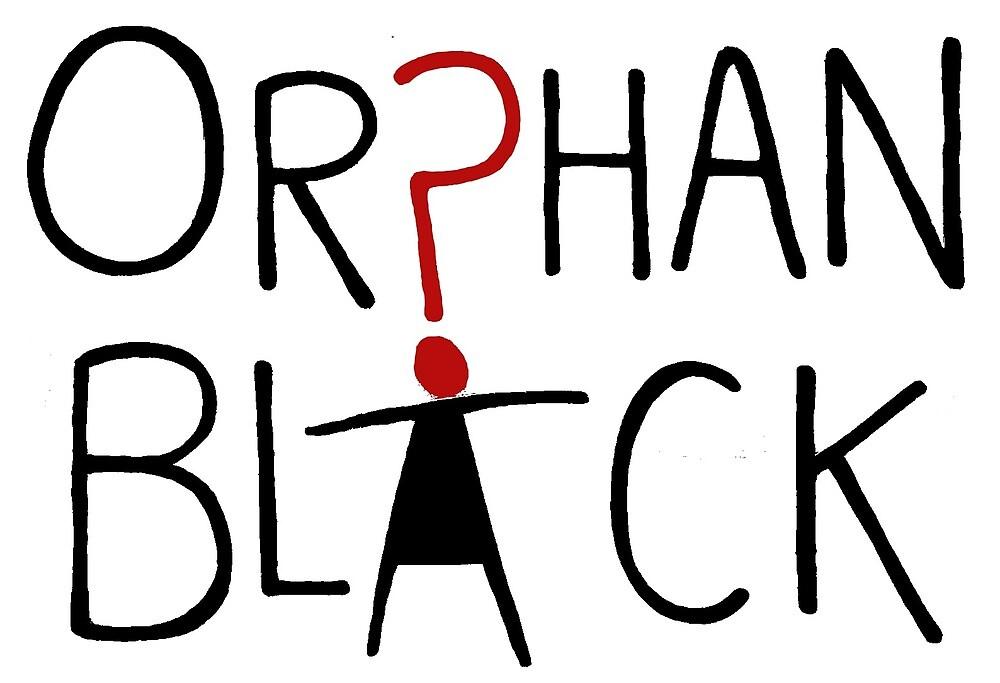 Orphan Black Print Black by acciomegs