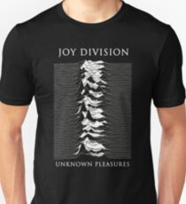 Joy Division Unknown Pleasures shirt re-design Unisex T-Shirt