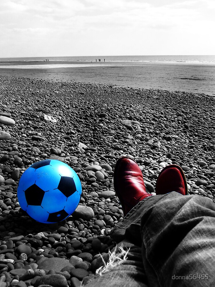 Foot Ball by donna56455