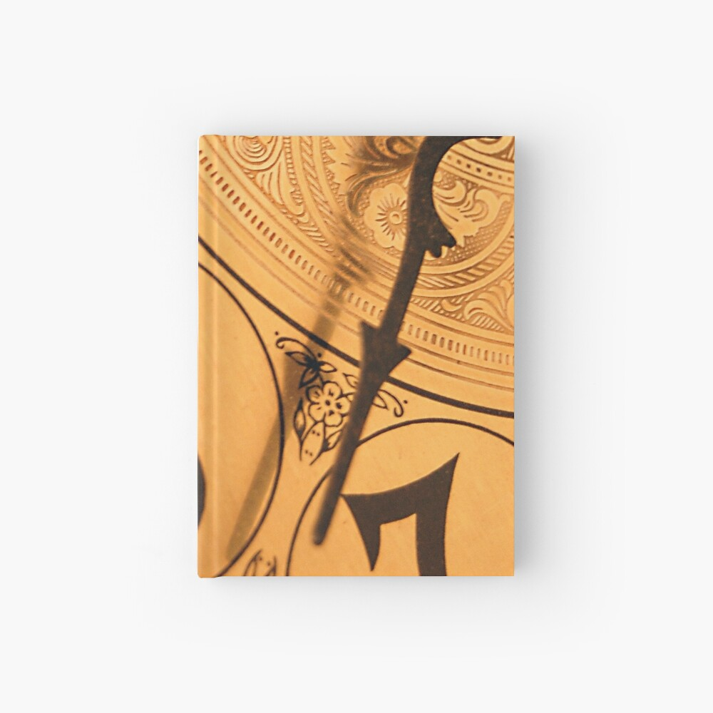 8 O'Clock Shadow Hardcover Journal