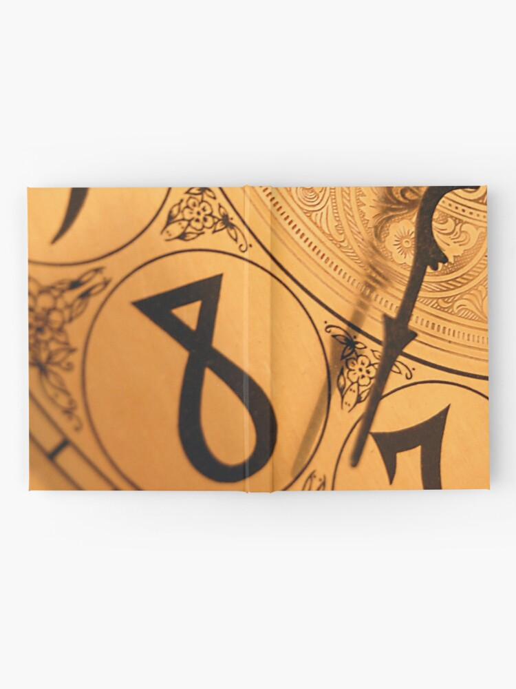 Alternate view of 8 O'Clock Shadow Hardcover Journal