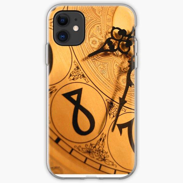8 O'Clock Shadow iPhone Soft Case
