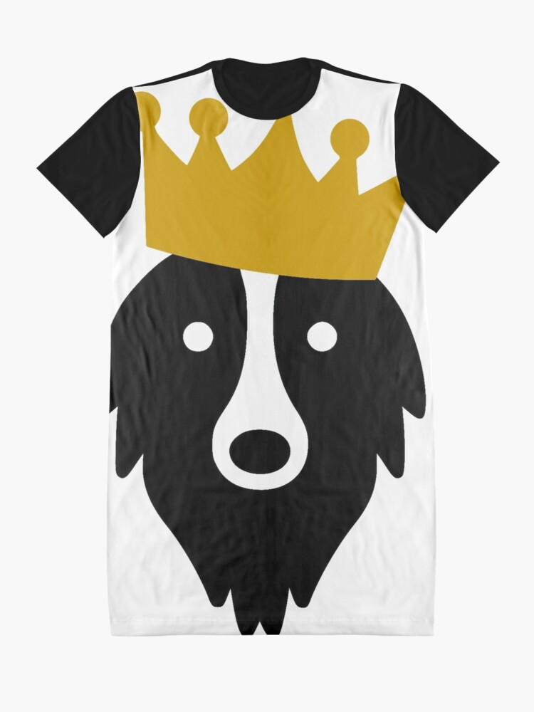 Alternate view of King Grogl™ Outlet Graphic T-Shirt Dress