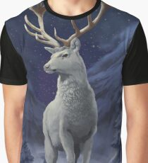 The White Hart Graphic T-Shirt