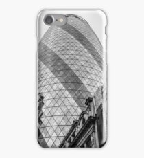 London Architecture Gherkin Photo iPhone Case/Skin