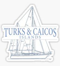 Turks and Caicos Islands Sticker