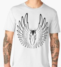 Pegaso (Black Version) Men's Premium T-Shirt