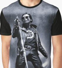 The Sisters of Mercy - Andrew Eldritch Graphic T-Shirt