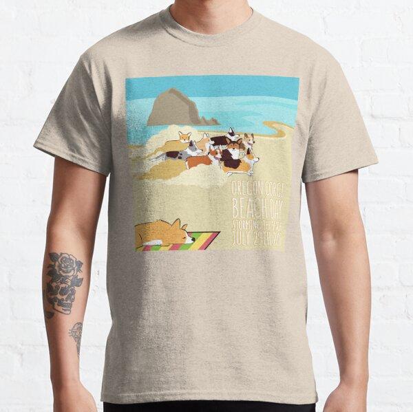 2017 -  Corgi Storm Classic T-Shirt