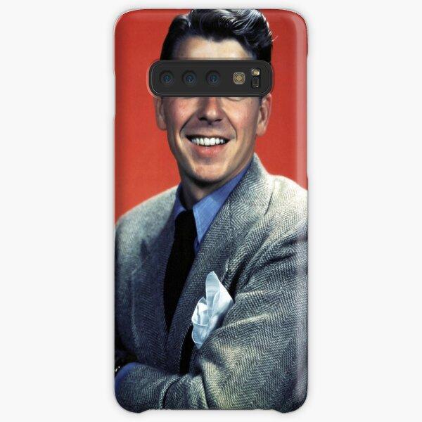 Ronald Reagan - Young Samsung Galaxy Snap Case