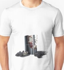 custom ps3 console art Unisex T-Shirt