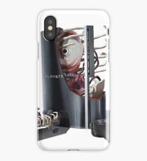 custom ps3 console art iPhone Case
