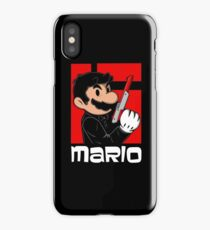 Mario Archer iPhone Case