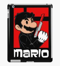 Mario Archer iPad Case/Skin