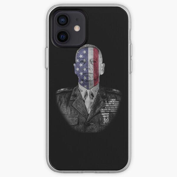 Gen. Mad Dog Mattis iPhone Soft Case