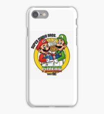 Super Mario pizza iPhone Case/Skin