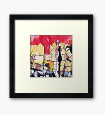 Abstract 100 #8 Framed Print