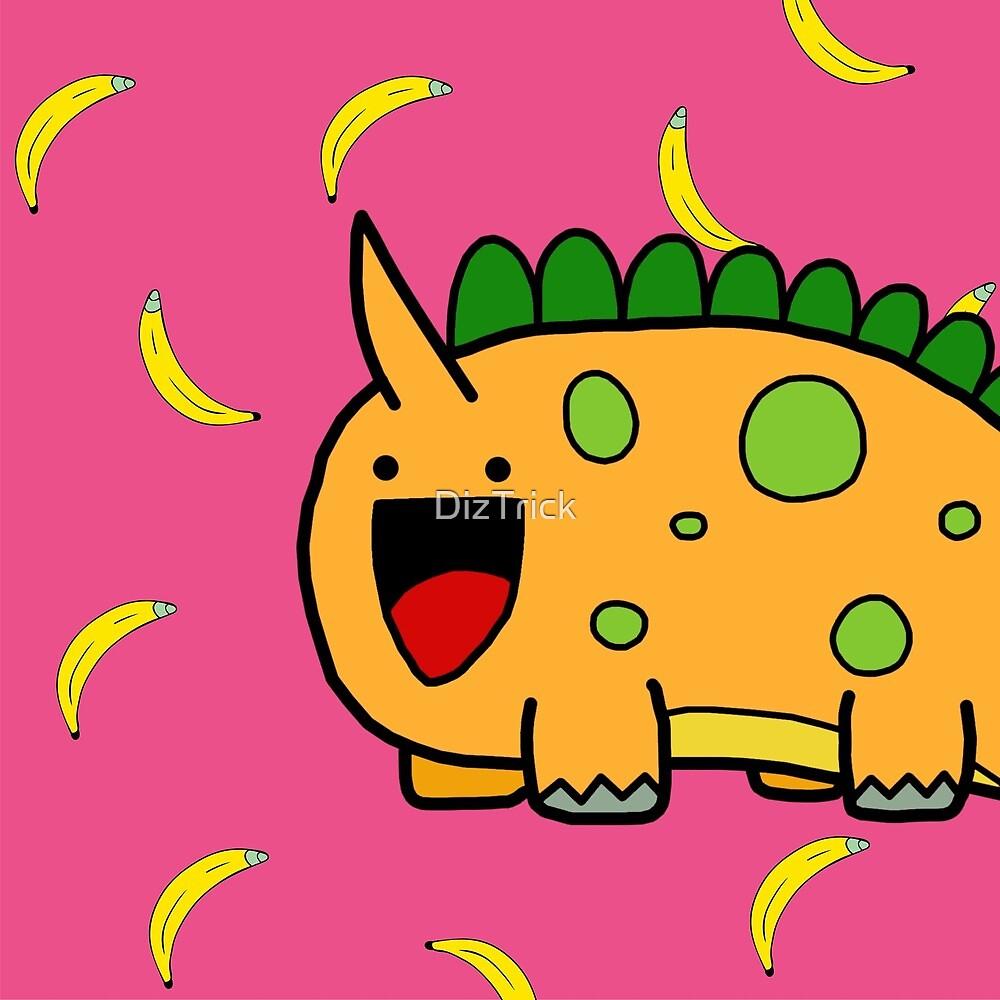 Dino Nana by DizTrick