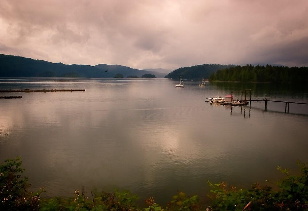 Queen chrlotte Harbour 2 by Yukondick