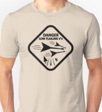 DANGER - LOW FLAILING V GUITARS T-Shirt