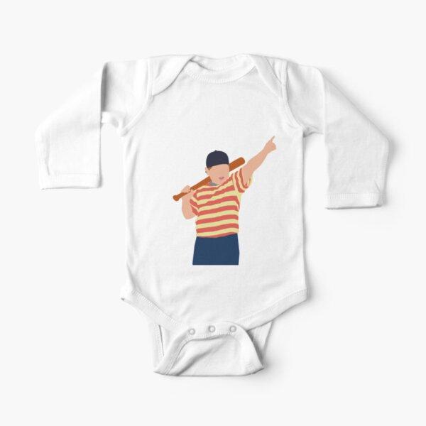 The Great Hambino Long Sleeve Baby One-Piece