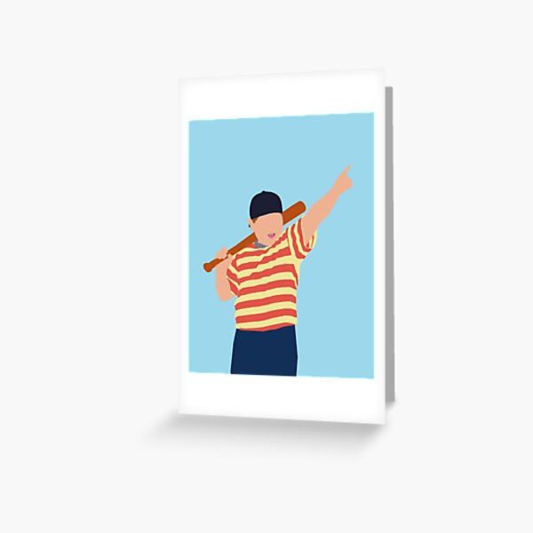 The Great Hambino Greeting Card