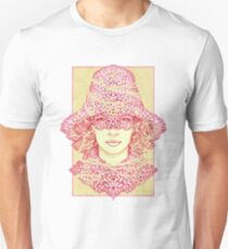 Blossom Hat - Forest Faces Unisex T-Shirt